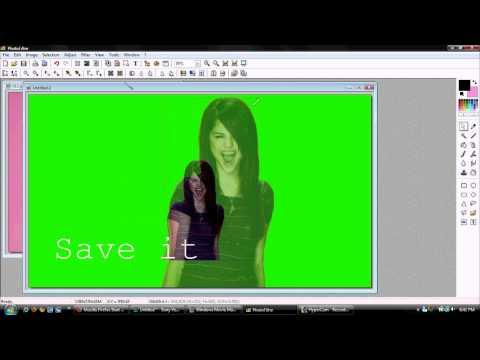 WMM Tutorial//Green Screen
