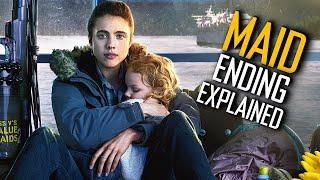 Netflix 2021 Maid Ending Explained