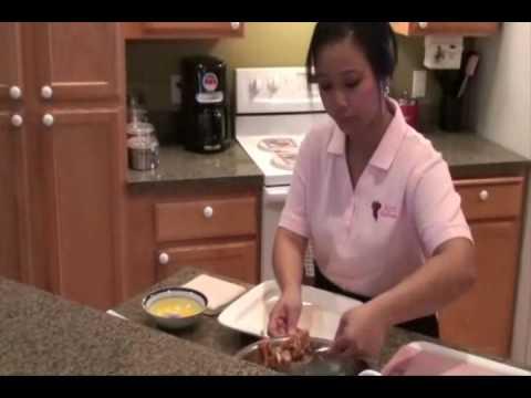How to make Egg Rolls: Easy Egg Roll Recipe