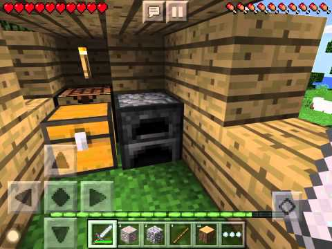 HOW TO MAKE YOUR HOT BAR ON MINECRAFT PE BIGGGER