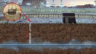 Zamzam Well Secret Revealed in Construction Area Wouldn't Believe if Camera Weren't Recorded