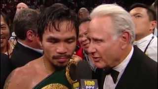 Boxing Classic: Manny Pacquiao Vs Ricky Hatton