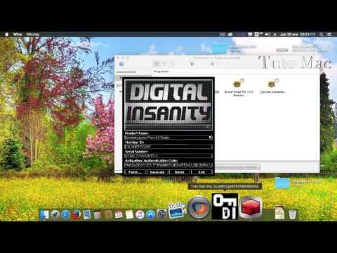 Instalar Sound Forge 11 En Mac con CrossOver