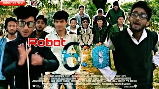 Robot 2.0 and 6.0|| Papa Ka Inteqam|| Created by Lafangey Nawab.
