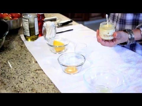 Lemon Honey Lip Balm Recipe : DIY Beauty Tips