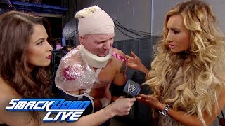 Carmella comes to the aid of James Ellsworth: SmackDown LIVE, Dec. 20, 2016