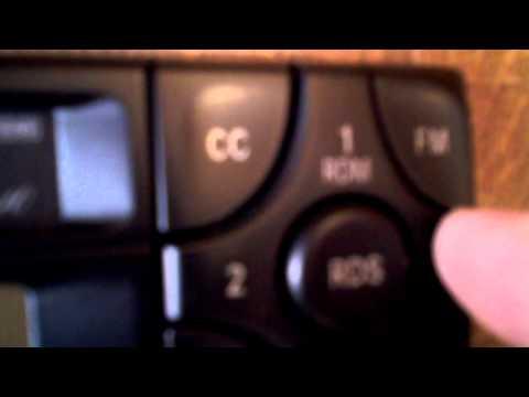 Autoradio MB (Becker) 10 CC Code Eingabe