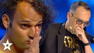 HEARTBREAKING Audition Brings Judges To Tears on Got Talent Spain 2021 | Got Talent Global