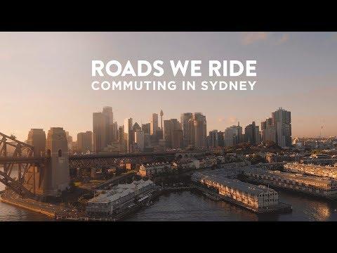 Roads We Ride: Commuting in Sydney