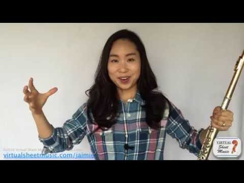 Flute Lesson - How to Hold a Long Breath on the Flute