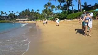 Napili Beach Stroll