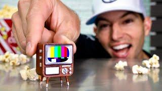 World's Smallest TV | OT 30
