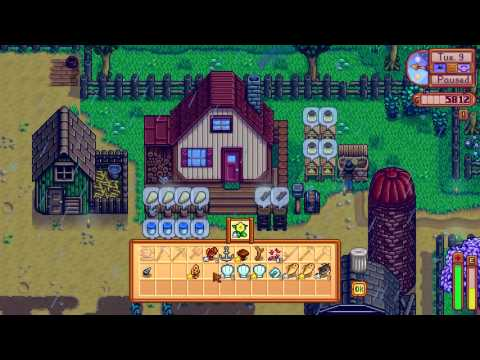 Stardew Valley - Marriage with Leah EP 02