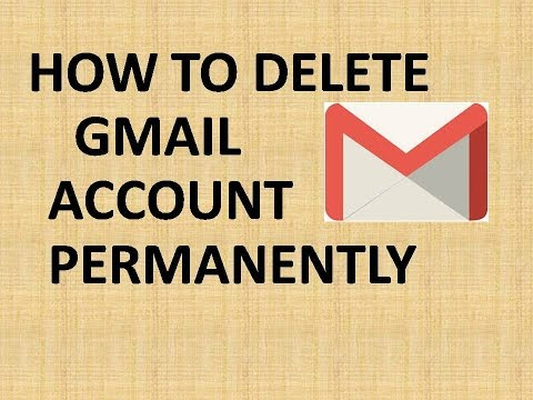 How To Delete Gmail Account Permanently Easy Way [Telugu Tips &Tricks]