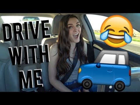 DRIVE WITH ME: A DAY IN THE LIFE OF ALLY HARDESTY