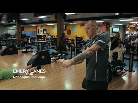 Emery Lanes  - Mannequin Challenge 2016