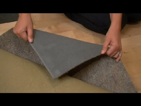 How to Keep Rugs From Slipping on Wood Floors : Design Tips