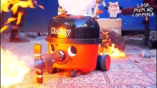 FLAMETHROWER HENRY HOOVER - HENRY JUST GOT AN UPGRADE