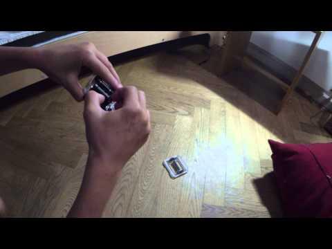GoPro Hero 3 Backdoor wechseln