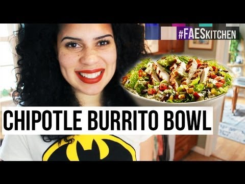 DIY Chipotle Burrito Bowl