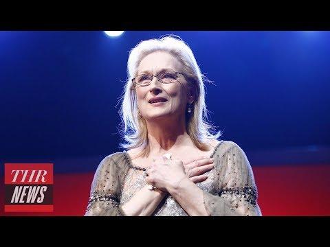 Meryl Streep Replies to Rose McGowan's Tweet Calling Her a Hypocrite | THR News