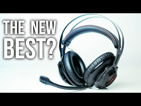 The BEST New Gaming Headset? - HyperX Cloud Revolver