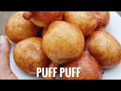 How to make PuffPuff | 5 Techniques for frying Puffpuff | Nigerian recipe