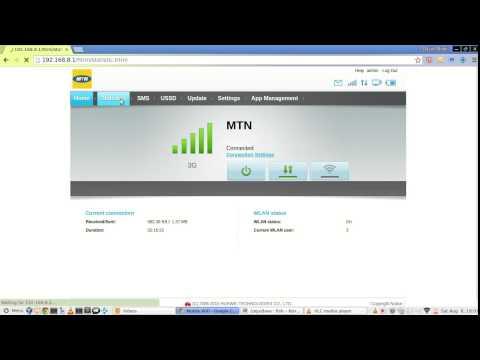 Block users on huawei e5573 mifi