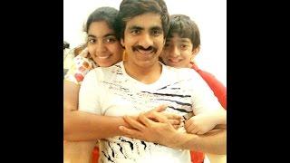 Ravi Teja Family Personal Video Music Jinni