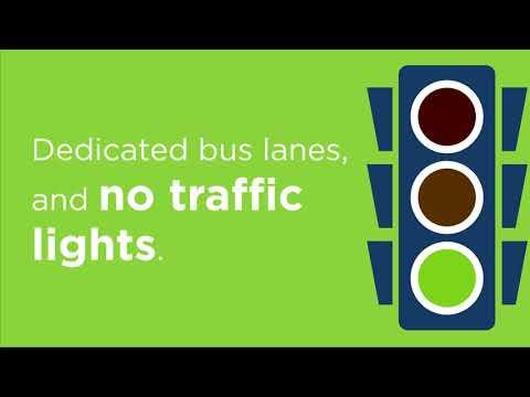 Mississauga Transitway - Traffic Light