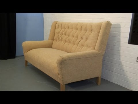 The Ultimate Comfortable Settee pt 4