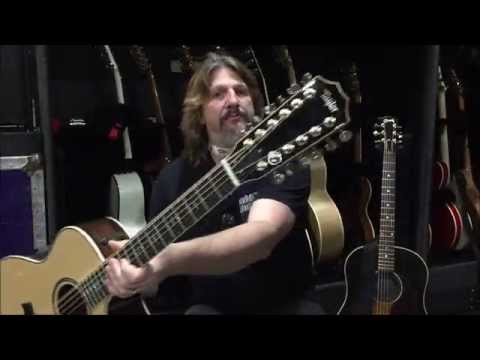 how to tune a 12 string acoustic guitar with 12 string acoustic guitar tech