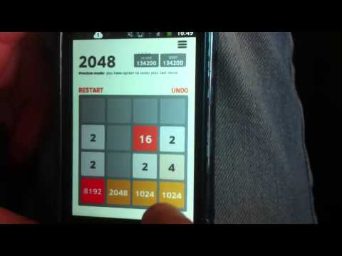 2048 - 4096 and 8192 tile!