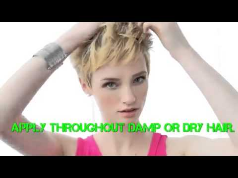 Garnier   How To Style The Piecey Pixie with Pixie Play by Garnier Fructis Style