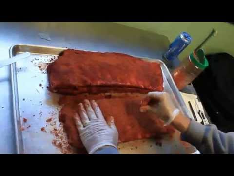 How to BBQ Memphis Dry Rub Pork Ribs for PNWBA competition