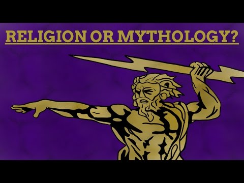 When Can We Call A Religion A Mythology?