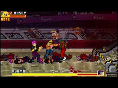 Rawal Rumble - Super Cool Retro Beat 'Em Up Arcade Action!