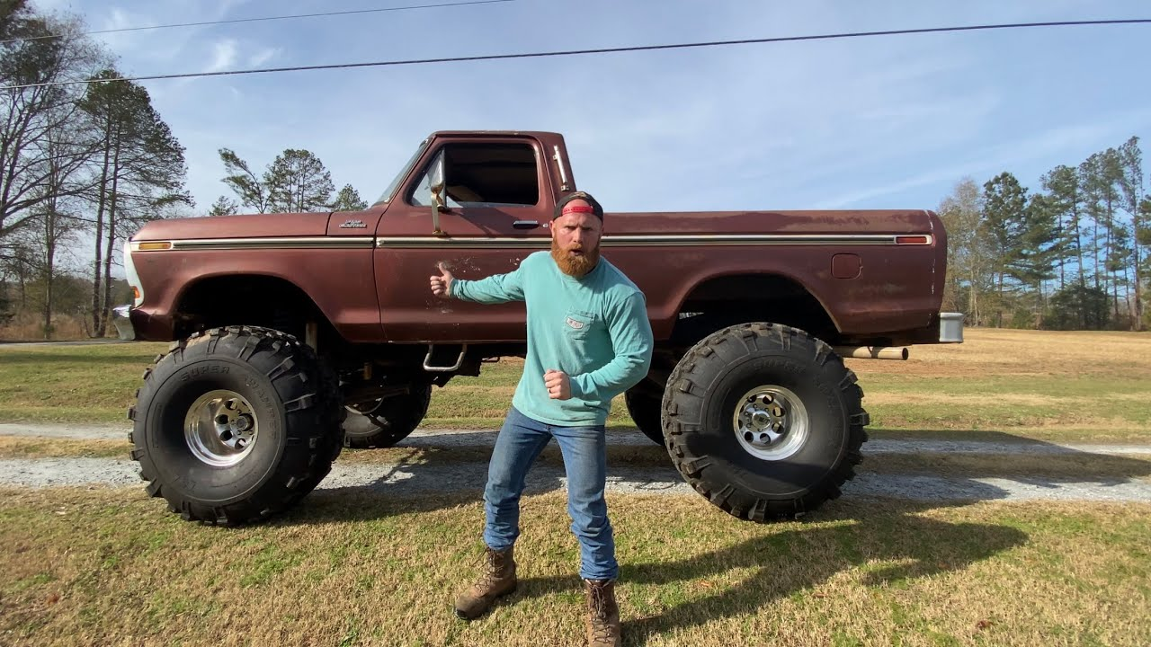 Every guy with a jacked up truck.  (Truck gang)