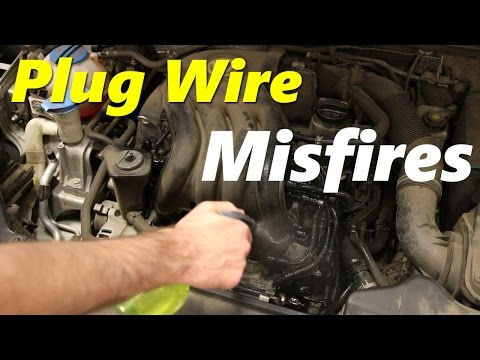 Misfire Diagnosis on Cars with Spark Plug Wires