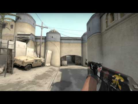 CS GO - How to bind 180 spin to a button.