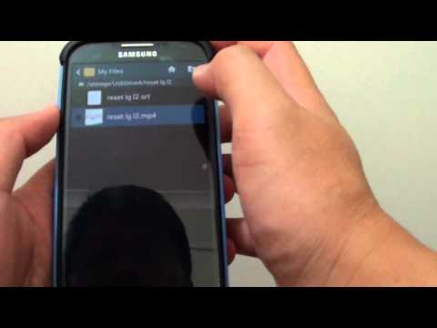 Samsung Galaxy S4: How to Enable/Disable Subtitles When Playing Video Movies