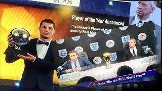 LE BALLON D'OR ET LA COUPE DU MONDE SERONT PRESENTS SUR FIFA 18 !! (IMAGES EXCLUSIVES FIFA 18)
