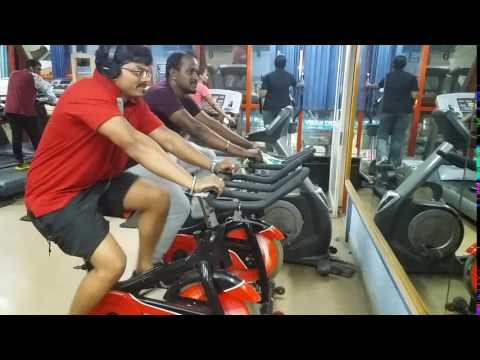 Exercise bike to burn your calories