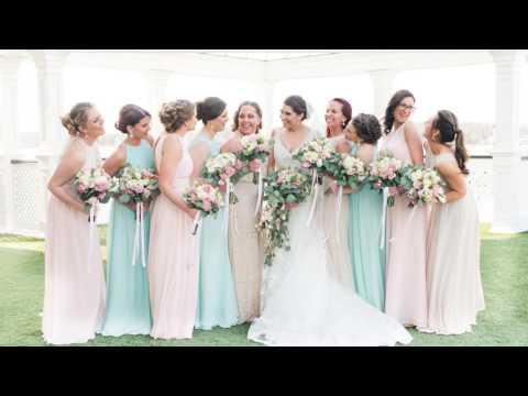 Clark's Landing Wedding