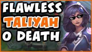 Download HOW TO TALIYAH INTO RYZE | Challenger Taliyah - League of Legends Video