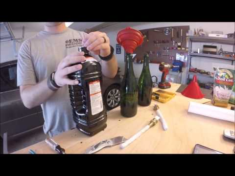 Tiki Torch Build