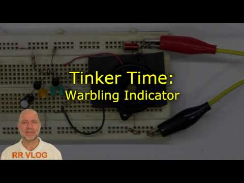 Tinker Time: Warbling Indicator
