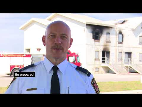 Fire Prevention Week 2017: Mississauga Fire and Emergency Services - Highrise