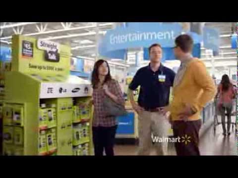 TV Commercial - Walmart - Happy Holidays - Straight Talk Wireless Savings - Own The Season