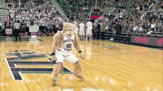 BYU Cosmo the Cougar 2015-16 Ultimate Highlight
